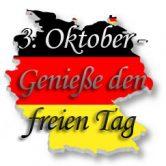 Montag, 3. Oktober 2016 – Keine Kurse in Böblingen