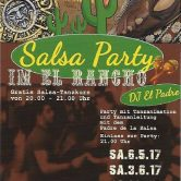 SALSA-PARTY im EL RANCHO