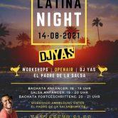 14.08.2021 – Latina Night